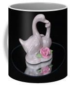 Swan Love Coffee Mug