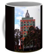 Swan Resort Side View Walt Disney World Coffee Mug