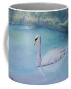 Swan Study Coffee Mug