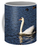 Swan Swim Coffee Mug