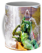 Swann Fountain Gods Coffee Mug