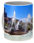 Swann Fountain Coffee Mug