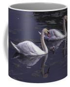 Swans And Signet Coffee Mug