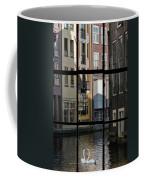 Swans Love Amsterdam Coffee Mug