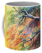 Sway Dancing Trees Coffee Mug