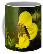 Sweat Bee Coffee Mug