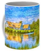 Swedish Lakehouse Coffee Mug
