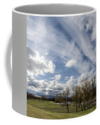Sweeping Heaven Coffee Mug