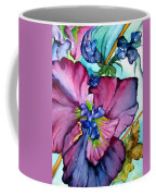 Sweet And Wild In Turquoise And Pink Coffee Mug