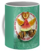 Sweet Angel 01 Coffee Mug by Ausra Huntington nee Paulauskaite