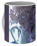 Sweet Cream Lilac Coffee Mug