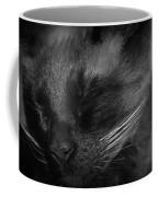 Sweet Dreams In Black And White Coffee Mug