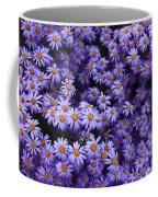 Sweet Dreams Of Purple Daisies Coffee Mug