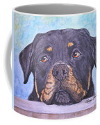 Rottweiler's Sweet Face Coffee Mug