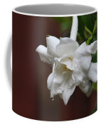 Sweet Gardenia Rain Coffee Mug