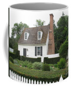 Sweet Home In Colonial Williamsburg Coffee Mug