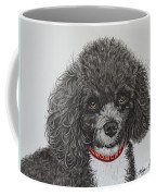 Sweet Miss Molly The Poodle Coffee Mug