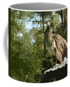 Sweet Pea On The Hen House Roof Coffee Mug