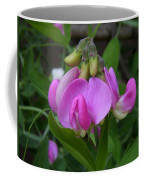 Sweet Pea Perfection Coffee Mug
