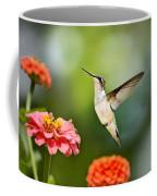 Sweet Promise Hummingbird Coffee Mug