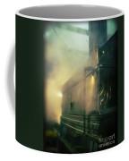 Sweet Steam Coffee Mug by Edward Fielding