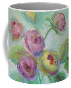 Sweetness Floral Painting Coffee Mug