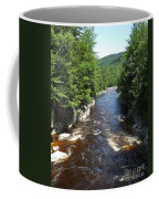 Swift River Below Rocky Gorge New Hampshire White Mountains Coffee Mug