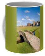Swilcan Bridge On The 18th Hole At St Andrews Old Golf Course Scotland Coffee Mug