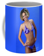Swim 44 - Crop Coffee Mug