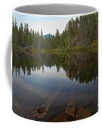 Swim Lake Coffee Mug