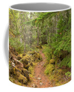 Swim Lake Trail Coffee Mug