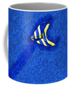Swimming In A Sea Of Sky Coffee Mug