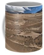 Swimming In The Dunes Coffee Mug