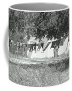 Swinging Laundry Coffee Mug