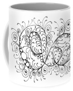 Swirl Haven - Horizontal  Coffee Mug