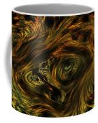 Swirling 2 Coffee Mug