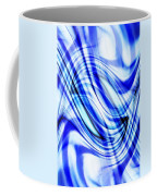 Swirling Abstract Coffee Mug