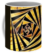 Swirling Spirals Coffee Mug
