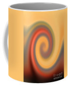 Swirly Abstract Coffee Mug
