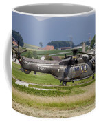 Swiss Air Force Eurocopter Cougar Coffee Mug