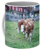 Swiss Cows Coffee Mug