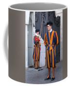 Swiss Guard Coffee Mug