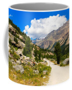 Swiss Mountains Coffee Mug