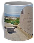 Swissair Flight 111 Of 1998 Memorial In Whalesback-ns Coffee Mug