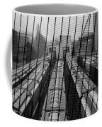 Switch Yard For Box Cars Coffee Mug