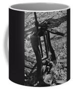 Switching Tracks Coffee Mug