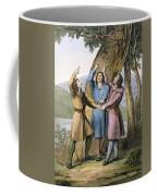Switzerland The Three Leaders Coffee Mug