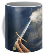 Sword Of The Spirit Coffee Mug