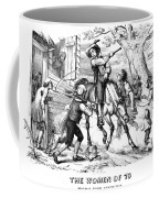 Sybil Ludington, 1776 Coffee Mug