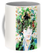 Syd Barrett Watercolor Portrait.1 Coffee Mug